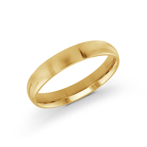 3.7mm Yellow Gold Band (Estate)