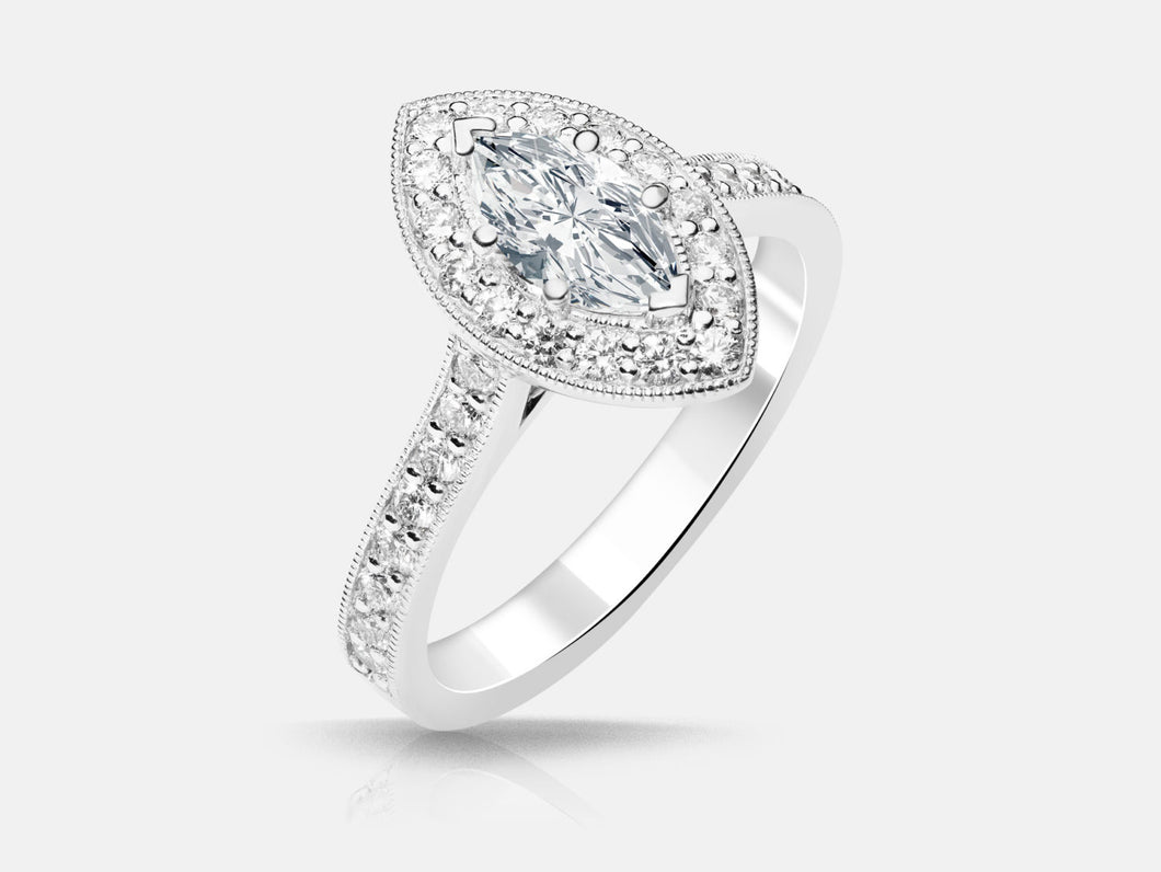 Henley Marquis Diamond Ring