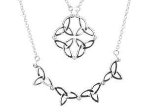 Diamond Synergy Necklace