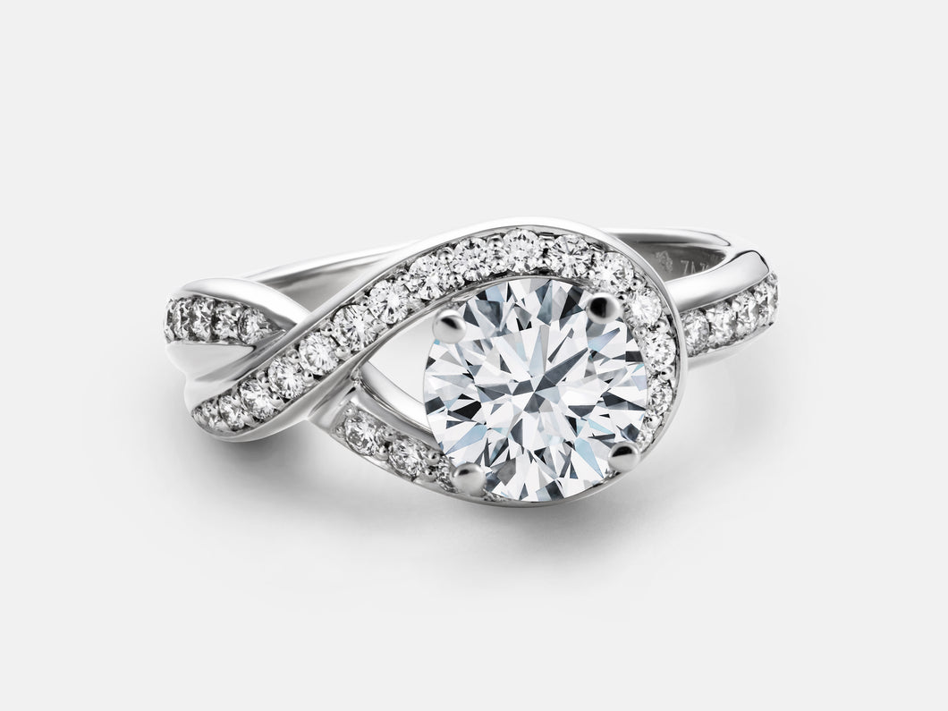 Tabatha Engagment Ring