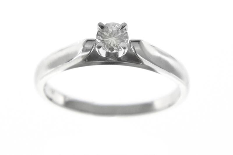 0.20ct Solitaire Ring