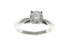 Load image into Gallery viewer, 1.01ct Solitaire Diamond Ring