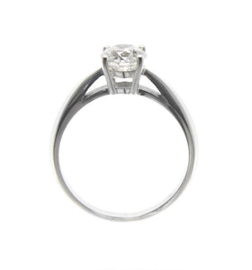 1.01ct Solitaire Diamond Ring