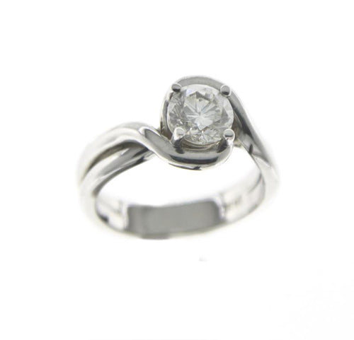 0.77ct Diamond Solitaire