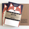 Paper Pony Co. - Clever Fox Notepad