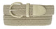 Braided Elastic Stretch Belts S112-[Marshal wallet]- leather wallets