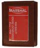 Men's Wallets 1355 CF-[Marshal wallet]- leather wallets