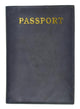 Travel Passport Holder Cover 151 CF IMPRINT-[Marshal wallet]- leather wallets
