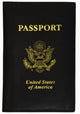 Travel Passport Holder Travel Accessory 151 CF USA IMPRINT-[Marshal wallet]- leather wallets