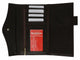 Ladies' Wallets 3575 CF-[Marshal wallet]- leather wallets
