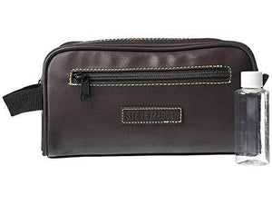 Steve Madden Men's Basic Kit Brown One Size - wallets for men's at mens wallet