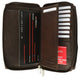 RFID4575/ Ladies WalletS-[Marshal wallet]- leather wallets