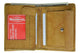 Men's Hipster European Wallet 518 CF-[Marshal wallet]- leather wallets