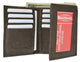 Men's Wallets 553-[Marshal wallet]- leather wallets