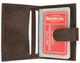 Card Holders 570CF-[Marshal wallet]- leather wallets