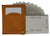 Credit Card Holders 571 CF-[Marshal wallet]- leather wallets
