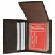 Credit Card Holders 73-[Marshal wallet]- leather wallets
