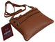 Womens Genuine Leather Small Crossbody Shoulder Designer Bag and Ladies Purse CN0901