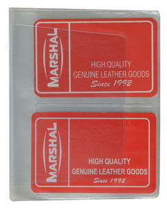 Credit Card Holders INS 502-[Marshal wallet]- leather wallets