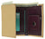 Premium Leather Children's Trifold Wallet Kids Wallet Multiple Colors P 825 ASSORT-[Marshal wallet]- leather wallets