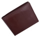 Genuine Cowhide  Leather Bifold Credit Card ID Holder Wallet with Coin Pouch 59CF-[Marshal wallet]- leather wallets