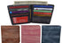Eel Skin Waterproof Hipster Bifold Credit Card ID Mens Wallet EW711