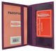 Travel Passport Holder Travel Accessory 151 CF USA IMPRINT