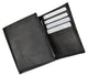Men's Premium Leather Quality Wallet  P 1455-[Marshal wallet]- leather wallets
