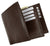 Men's Premium Leather Quality Bi fold Wallet P 52-[Marshal wallet]- leather wallets