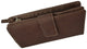 Mundi Classic Tab Clutch Wallet-[Marshal wallet]- leather wallets