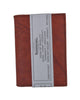 Leather Bifold Plastic Credit Card Inserts Holder 1570CF-[Marshal wallet]- leather wallets