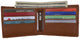 Men's premium Leather Quality Wallet 920 534-[Marshal wallet]- leather wallets