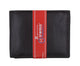 Men's Slim Bifold RFID Blocking Premium Genuine Leather Credit Card ID Wallet by Swiss Marshall RFID510060