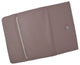 Ladies RFID Blocking Genuine Leather Long Clutch Credit Card ID Wallet RFID2575GT-[Marshal wallet]- leather wallets
