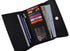 Ladies RFID Blocking Genuine Leather Long Clutch Credit Card ID Wallet RFID2575GT