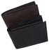 RFID Blocking Mens Fixed Flap Up Bifold Credit Card ID Wallet RFIDCN53