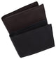 RFID Cow Napa Leather Extra Capacity Bifold Credit Card ID Mens Wallet New RFIDCN1853-[Marshal wallet]- leather wallets