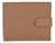Cavelio Men's Bifold Card ID Holder Genuine Leather Wallet with Snap Closure-[Marshal wallet]- leather wallets