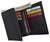 Trifold Men's RFID Blocking Premium Leather Classic Credit Card Holder Wallet RFIDCN55-[Marshal wallet]- leather wallets