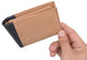 Cavelio Flap-Up ID Credit Card Holder Bifold Men's Premium Leather Wallet 402053-[Marshal wallet]- leather wallets