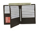 RFID Multi Card Hipster Wallet RFID 5502-[Marshal wallet]- leather wallets