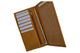 Check Book Covers 153CF-[Marshal wallet]- leather wallets