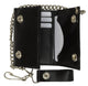 Chain Wallet 946 38-[Marshal wallet]- leather wallets