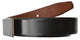 Marshal 100% Cowhide Genuine Leather Belt with no buckle MSL1899R-[Marshal wallet]- leather wallets