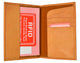 Leather RFID Blocking Passport Case Holder Cover Access Reader Travel New RFID 601-[Marshal wallet]- leather wallets