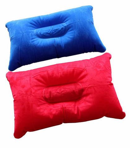 Inflatable Back Pillow for Travel VS SKPW 005