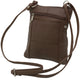 Women's Leather Shoulder Bag Handbag Purse Cross Body Organizer Wallet Multi Pockets RM004