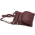 Women's Leather Shoulder Bag Handbag Purse Cross Body Organizer Wallet Multi Pockets RM004-[Marshal wallet]- leather wallets