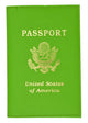 New Travel passport cover credit card holder wallet by Marshal® 601 PU USA-[Marshal wallet]- leather wallets