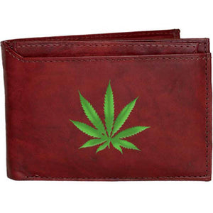 Men's Wallets 1246 11-[Marshal wallet]- leather wallets